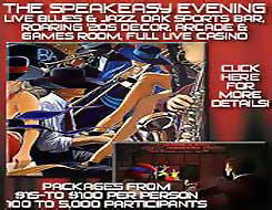 The SPEAKEASY EVENING, click HERE!